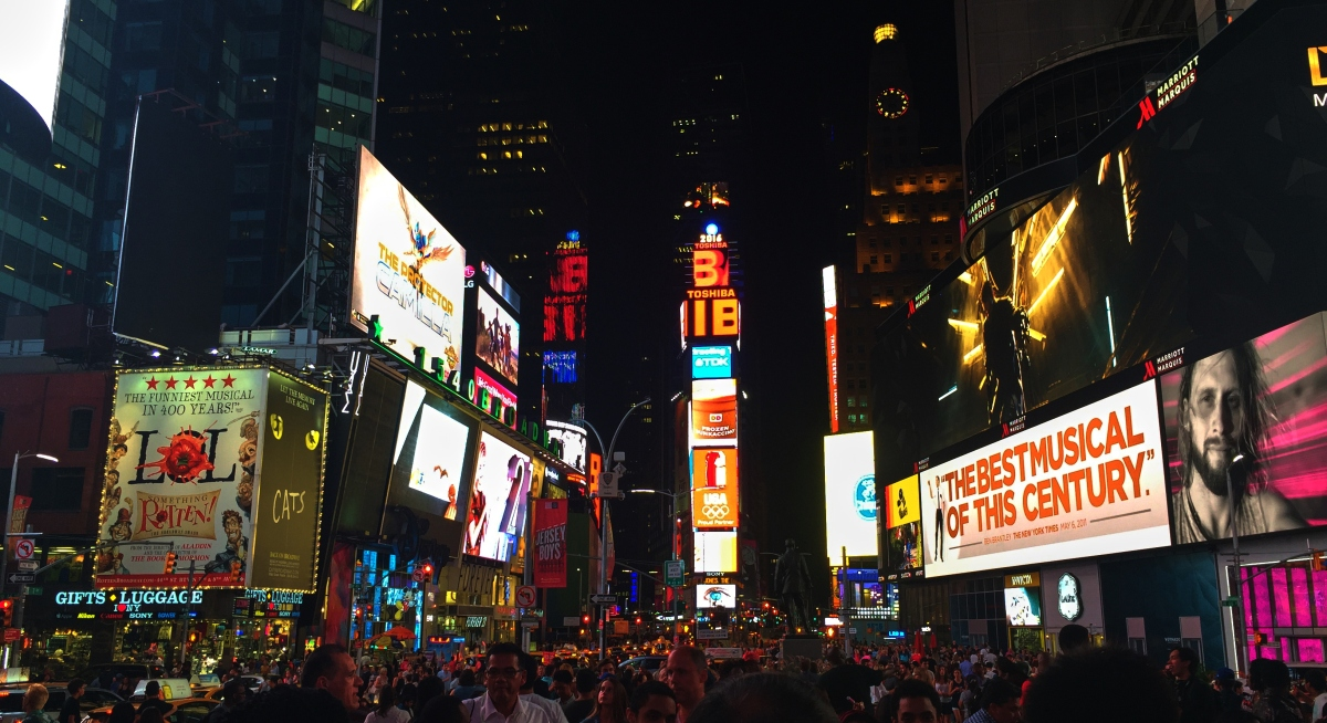 A Weekend of Broadway Show and Sight-Seeing at New York City