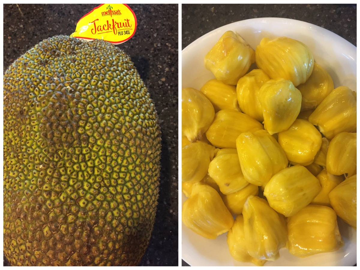Jackfruit Is the King!