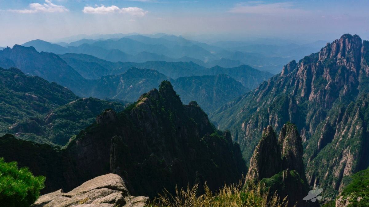 Huangshan, THE No.1 Mountain in China