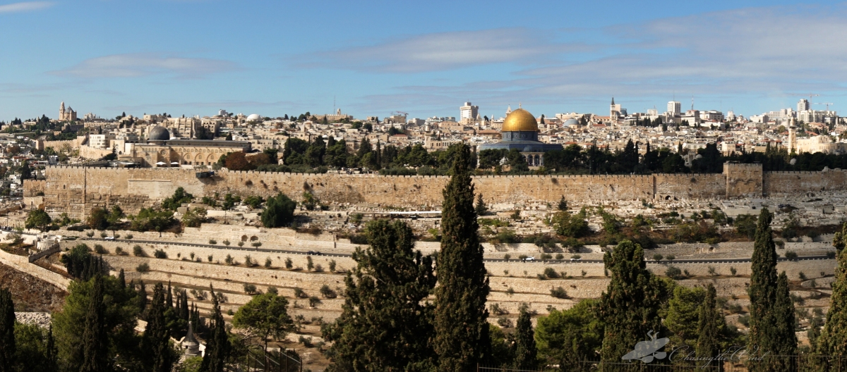 Israel Impressions Part IV: Jerusalem, the Center of the World