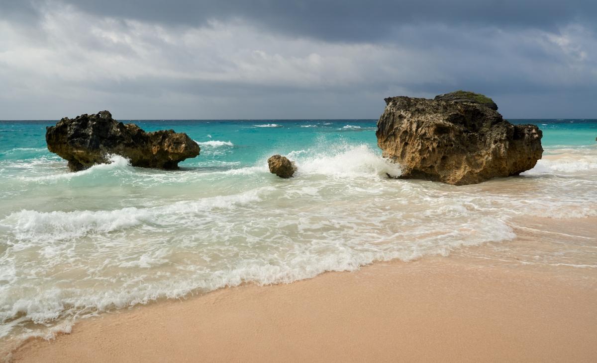 A Bermuda Beach Day(II)