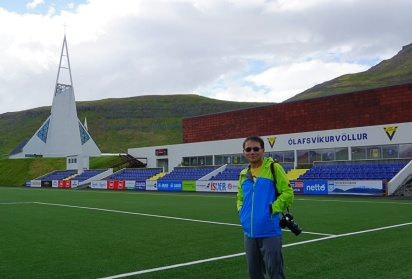 Olafvik Soccer field #2