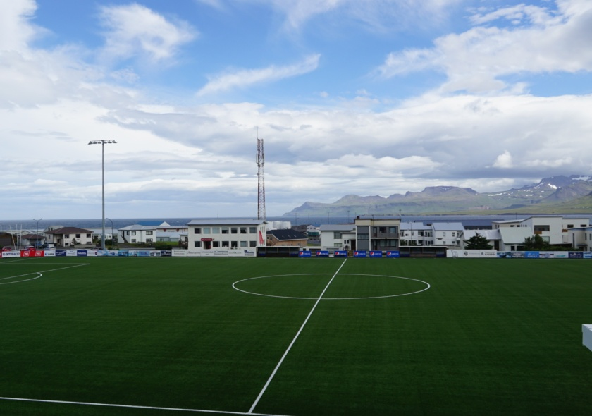 Olafvik Soccer field #1