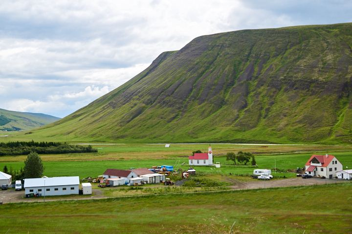 Iceland (V): From Borgarnes to Akureyri, Part I (North)