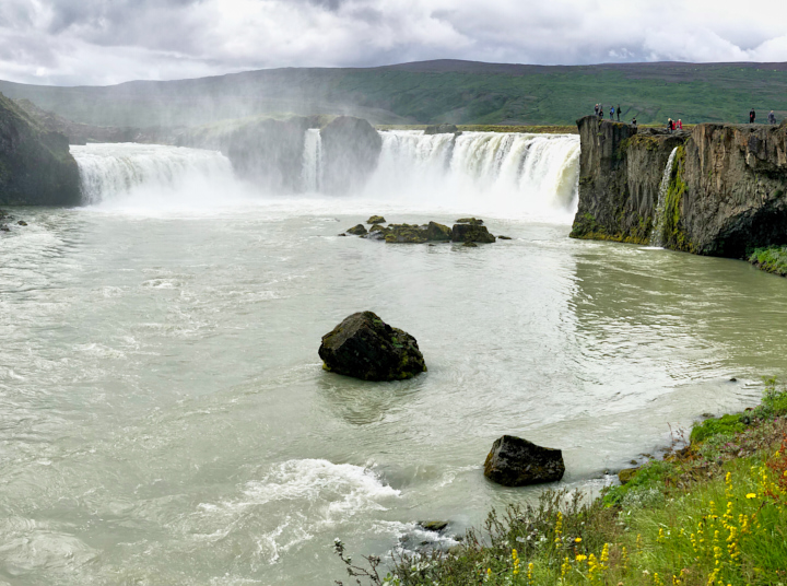 Iceland (VII): Mighty Waterfalls of the North