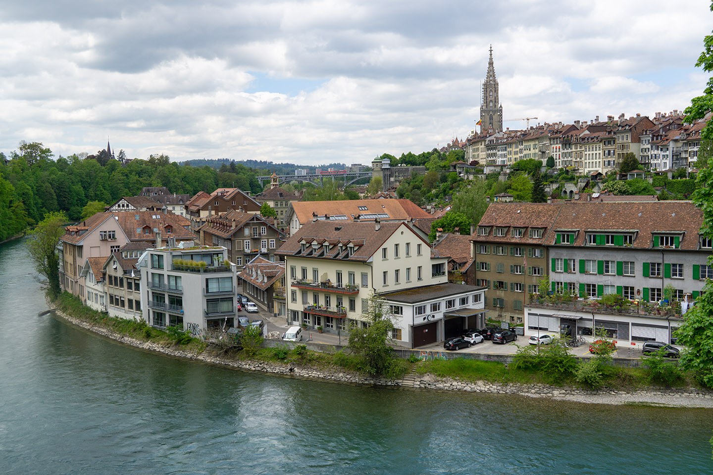 Switzerland (IV): Swiss Capital Bern