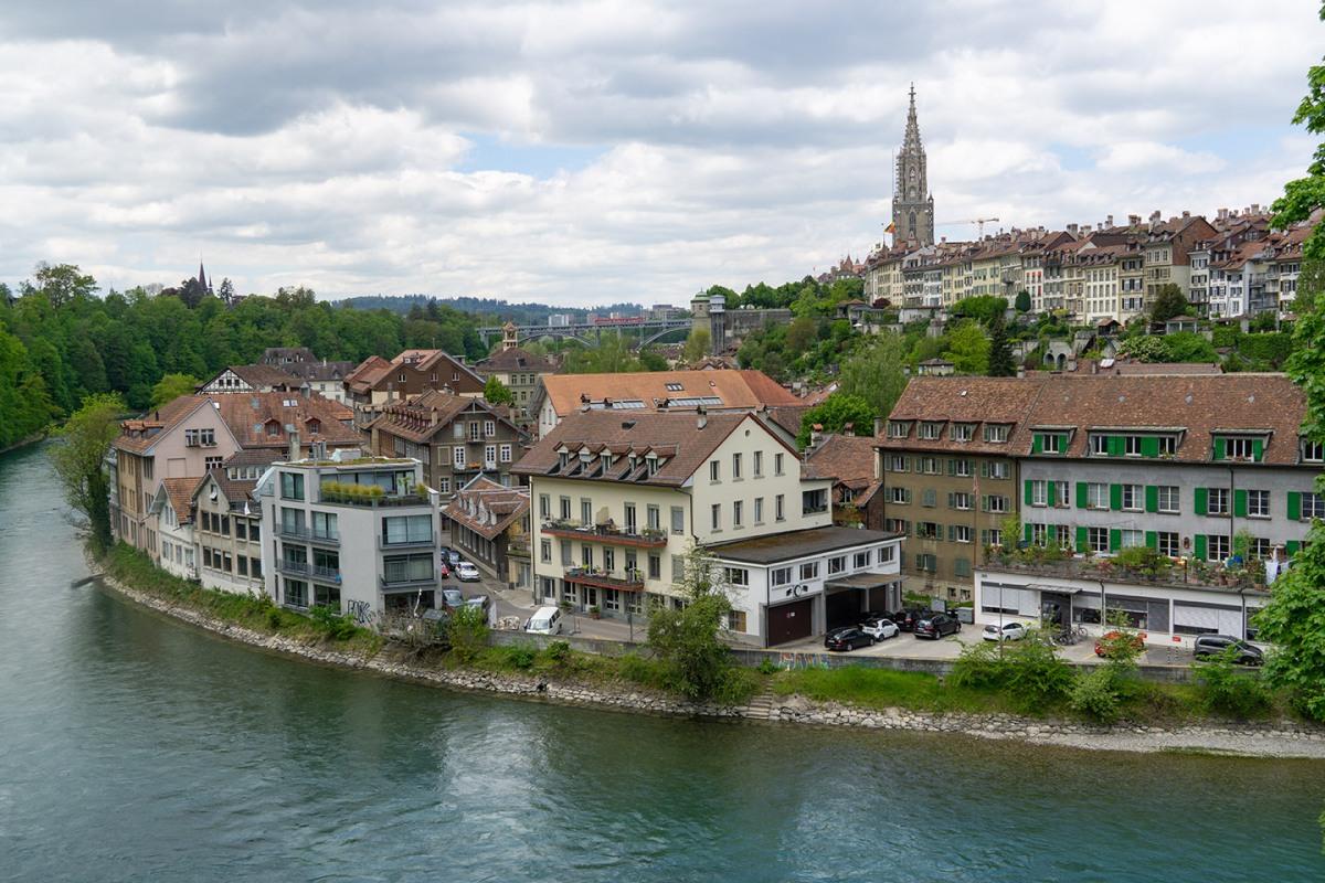 Switzerland (IV): Swiss CapitalBern